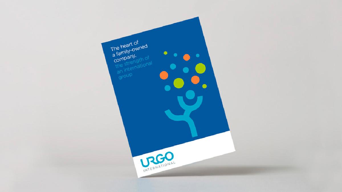 Brochure Urgo - Designed by Curius