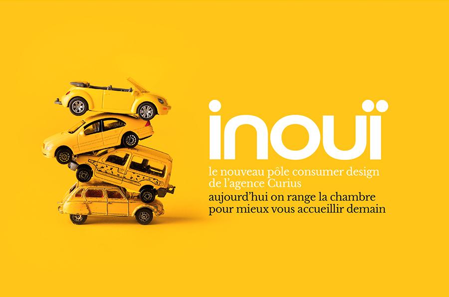 Lancement du site Inouï