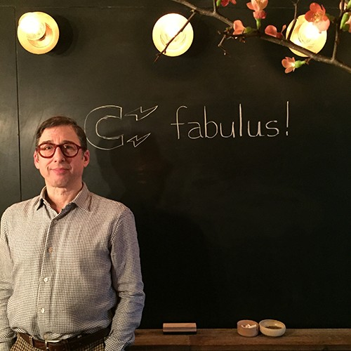 2018 : la nouvelle année de l'agence design Curius commence chez David Toutain