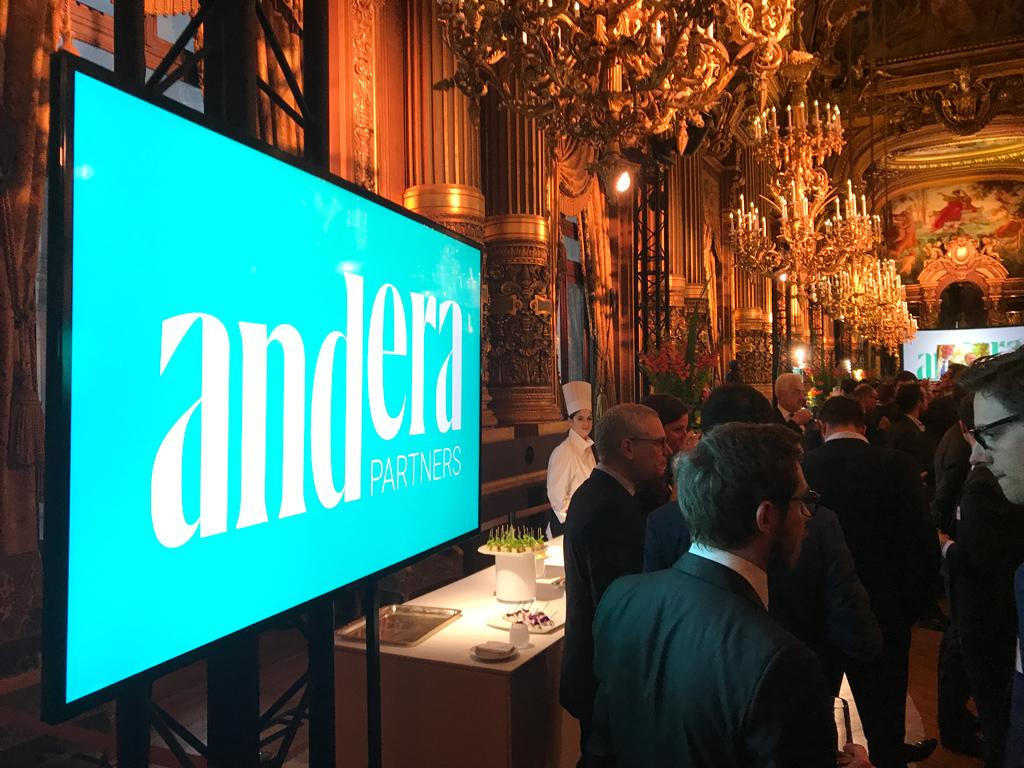Andera, une identité et un branding signés l'agence de design Curius
