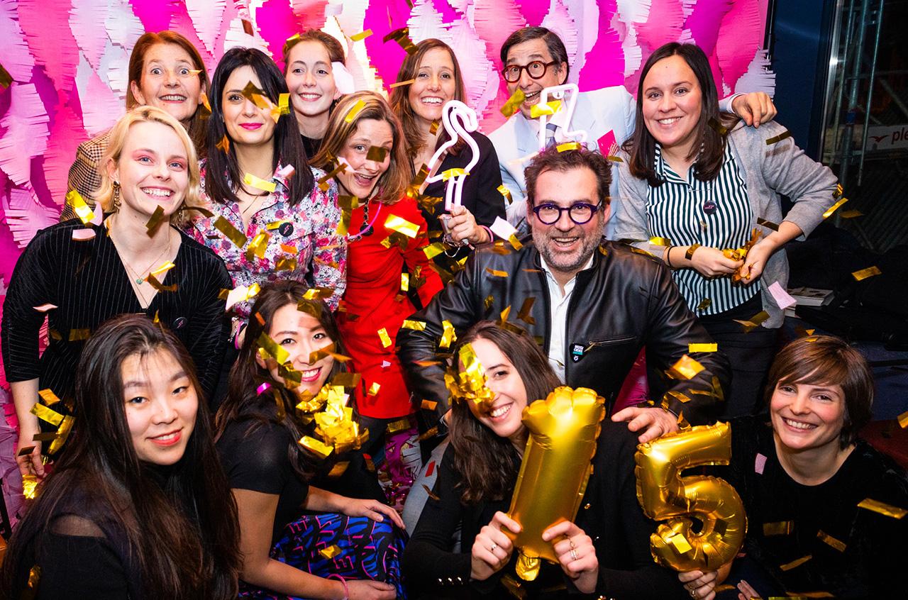 L'agence de design branding Curius fête ses 15 ans