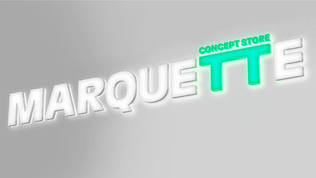 Logo Marquette - Designed by Curius