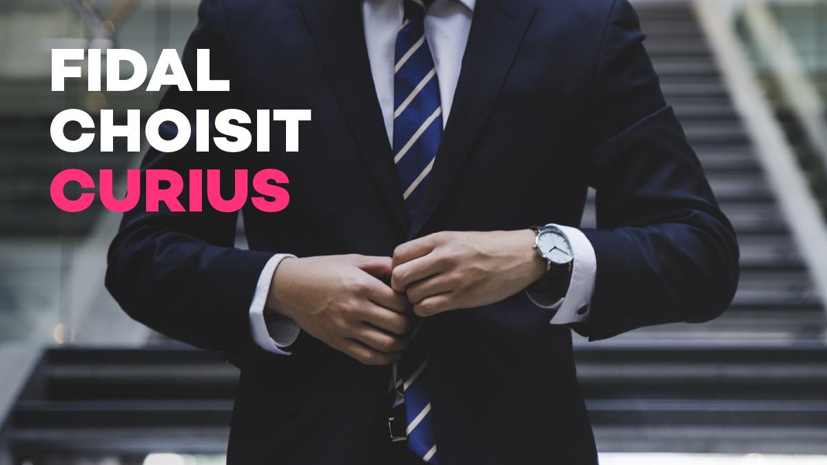 Fidal choisit Curius