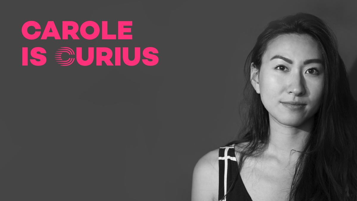 Carole Chheand is Curius, Chef de projet